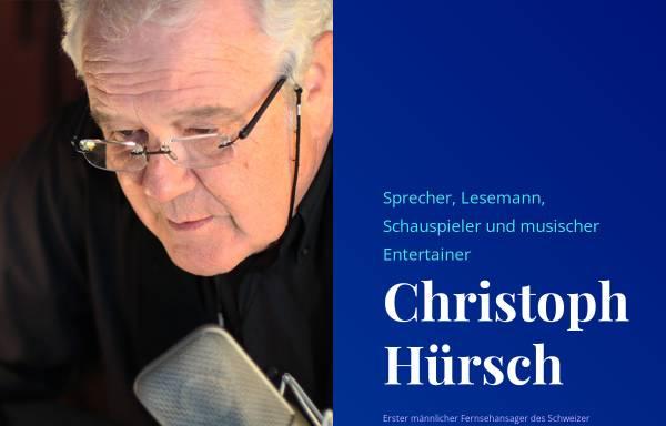Vorschau von www.die-stimme.ch, Hürsch, Christoph