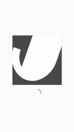 Vorschau der mobilen Webseite jazzthetik.de, Jazzthetik