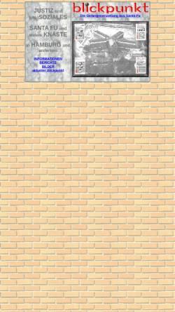 Vorschau der mobilen Webseite www.comlink.de, blickpunkt