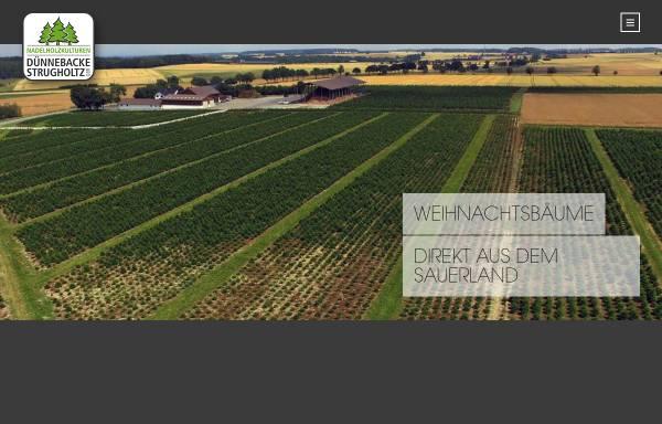 Vorschau von www.jonfra.de, V. & A. Dünnebacke GbR