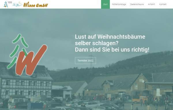 Vorschau von www.norbert-wiese.de, Wiese GmbH