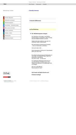 Vorschau der mobilen Webseite kinder-internet.kinder-medien.com, Sicheres Internet