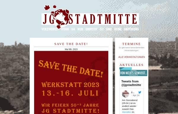 Vorschau von jg-stadtmitte.de, JG-Stadtmitte