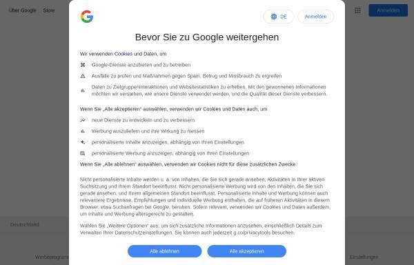 Vorschau von www.reckmann.org, Reckmann, Tim - Tim's kleine Welt