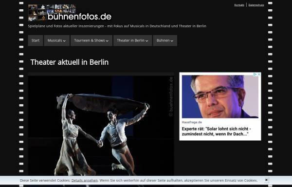 Vorschau von www.buehnenfotos.de, Frank Straub
