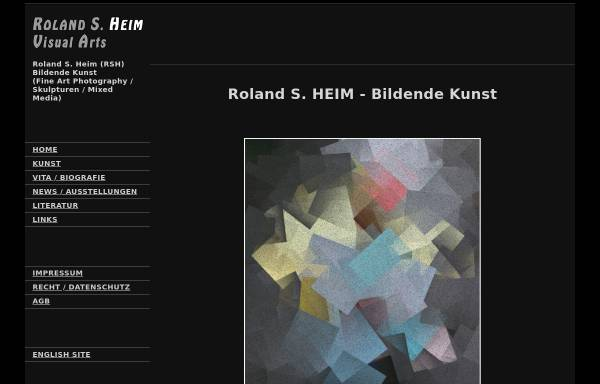 Vorschau von www.artfoto.info, Heim, Roland S.