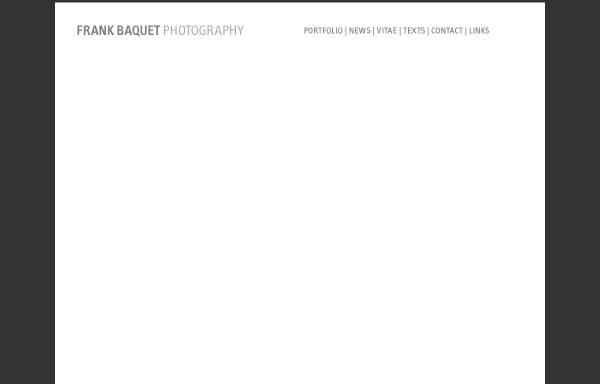 Vorschau von www.baquet.de, Frank Baquet