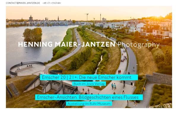 Vorschau von www.maier-jantzen.de, Henning Maier-Jantzen