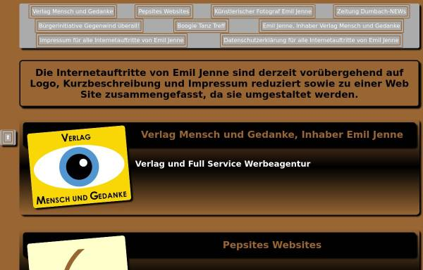 Vorschau von www.fotograf-jenne.de, Jenne, Emil