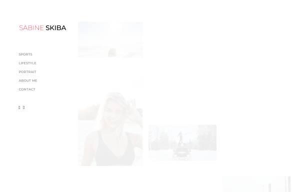 Vorschau von www.sabine-skiba.com, Sabine Skiba