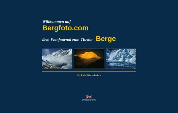 Vorschau von www.bergfoto.com, Bergfoto.com - Ulrich Weber