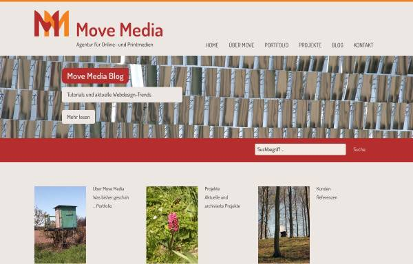 Vorschau von www.move-images.de, Bildagentur move images