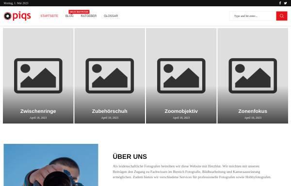 Vorschau von www.piqs.de, piqs.de