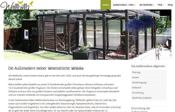 Vorschau von www.wellivilla.de, Wellivilla