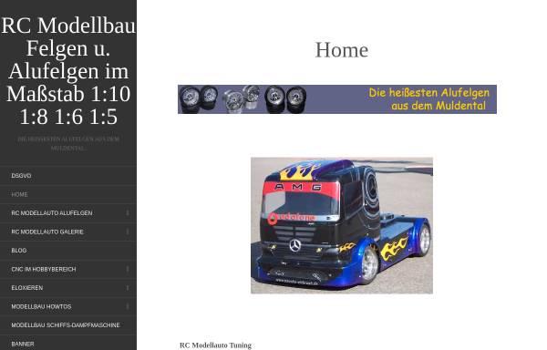 Vorschau von modellbausieghard.de, RC Modellbau Alu-Felgen