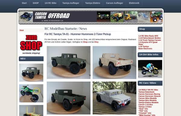 Vorschau von www.offroadmarkt.de, Tamiya Carson Offroad