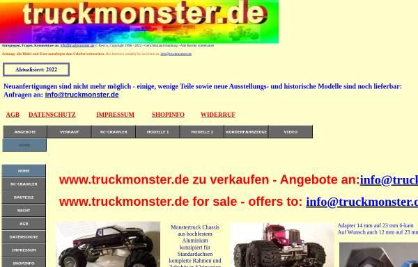 Vorschau von www.truckmonster.de, Truckmonster
