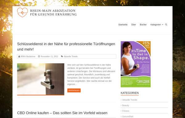 Vorschau von www.rmas.de, RMAS