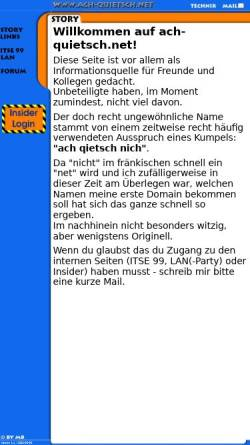Vorschau der mobilen Webseite www.froxpages.de, Frox Pages GbR