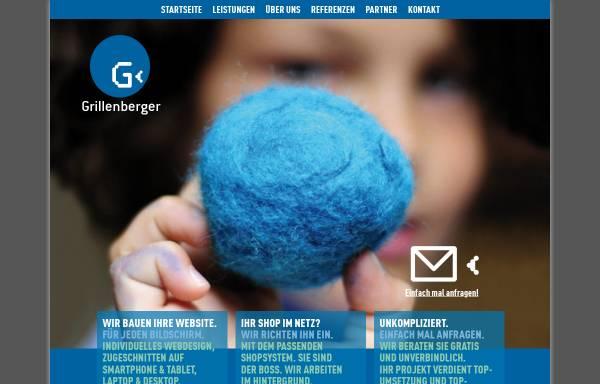 Vorschau von www.grillenberger.de, Grillenberger.de