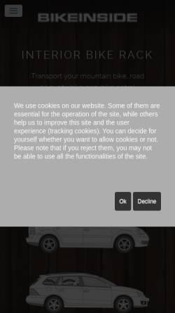 Vorschau der mobilen Webseite www.teubernet.de, TeuberNet.de