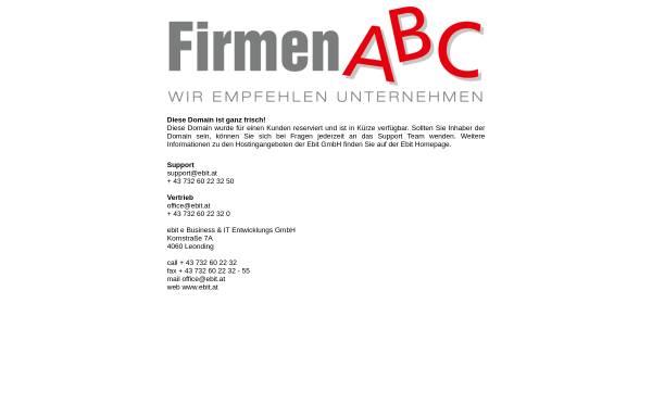 Vorschau von www.achenbach-sattlerei.at, Achenbach Sattlerei Maislinger