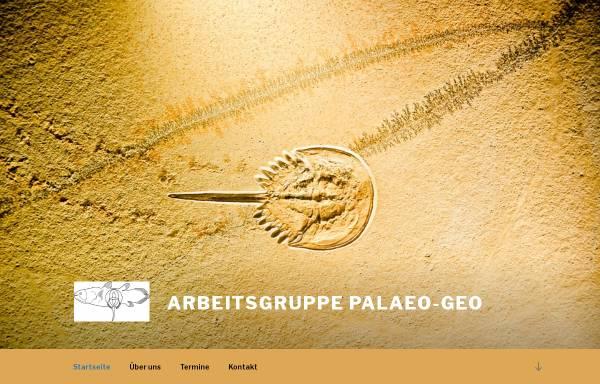 Vorschau von www.palaeo-geo-ev.de, Palaeo-Geo e.V.