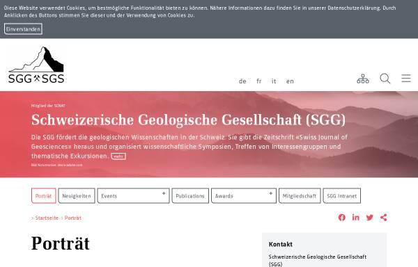Vorschau von naturwissenschaften.ch, Schweizerische Paläontologische Gesellschaft (SPG)