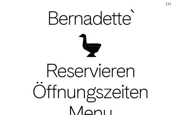 Vorschau von www.belcanto.ch, Belcanto Restaurant