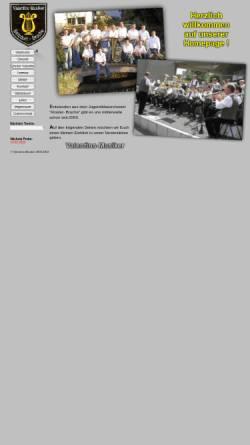 Vorschau der mobilen Webseite www.valentins-musiker.de, Valentins-Musiker