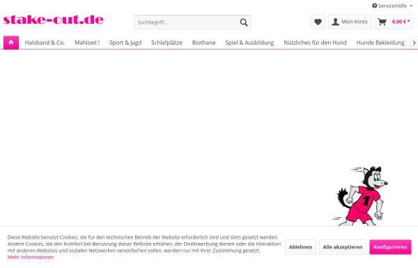 Vorschau von www.stake-out.de, Tierisch Gut Webers