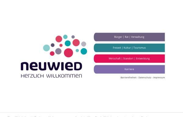 Vorschau von www.neuwied.de, Stadt Neuwied