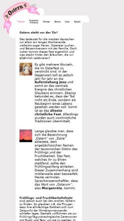 Vorschau der mobilen Webseite www.was-ist-ostern.de, Was ist Ostern?