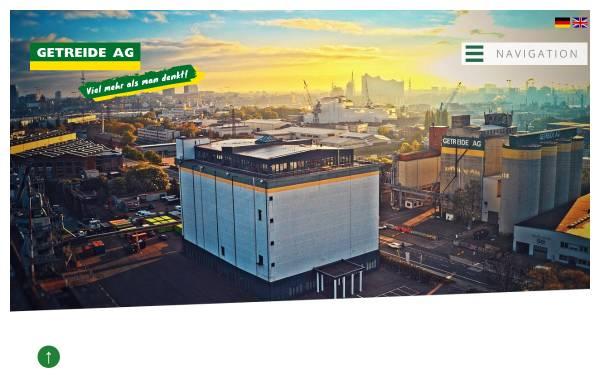 Vorschau von www.getreide-ag.de, Getreide AG Rendsburg