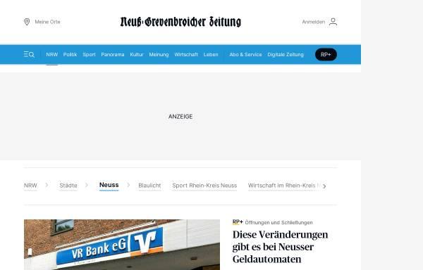 Vorschau von www.ngz-online.de, NGZ Online