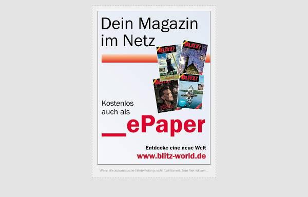 Vorschau von www.blitz-stadtmagazin.com, Blitz!