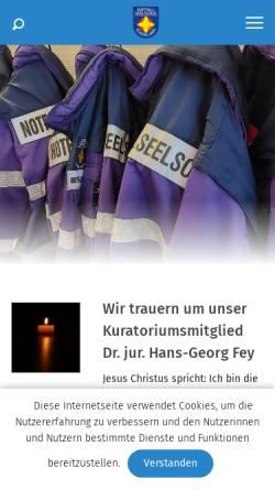 Notfallseelsorge Der Evangelischen Kirche Im Rheinland Notfall