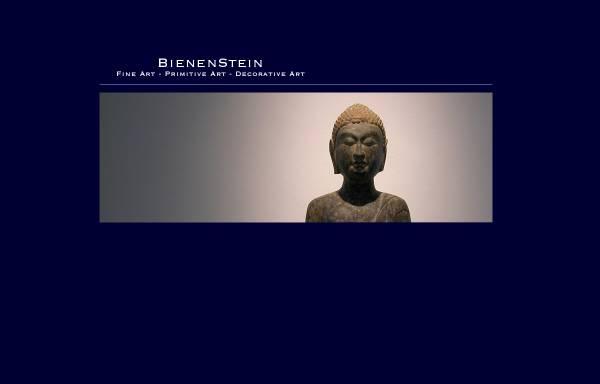 Vorschau von www.bienenstein.com, Galerie Bienenstein