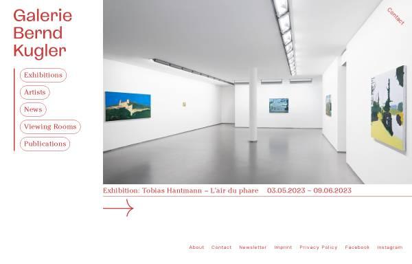Vorschau von www.galerie-kugler.at, Galerie Sandhofer