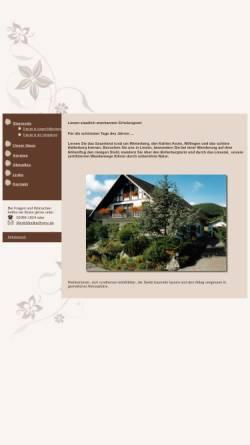 Vorschau der mobilen Webseite www.haus-werth.de, Ferienwohnung Werth