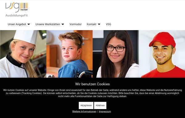 Vorschau von www.produktionsschule.at, Factory - Die Produktionsschule