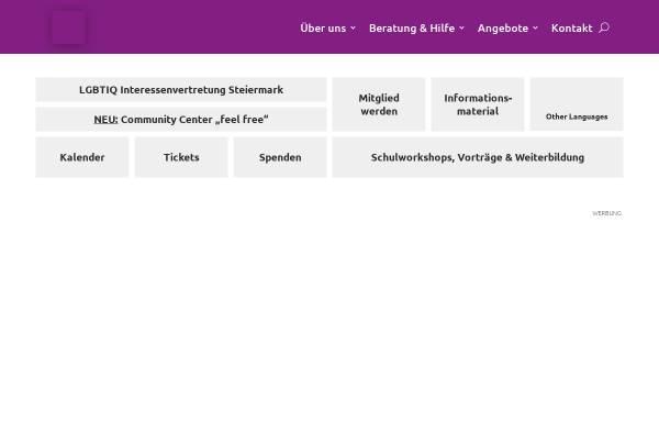 Vorschau von www.gleichvielrecht.at, Absicherung gleichgeschlechtlicher Partnerschaften in Österreich