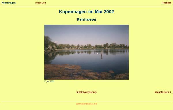 Vorschau von www.thomasius.de, Kopenhagen im Mai 2002 [Erwin Thomasius]