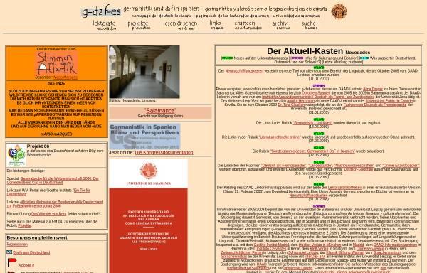 Vorschau von www.g-daf-es.net, G-Daf-Es