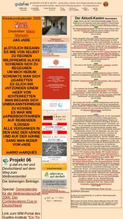 Vorschau der mobilen Webseite www.g-daf-es.net, G-Daf-Es