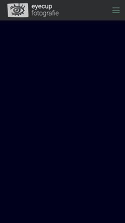 Vorschau der mobilen Webseite www.eyecup-fotografie.de, Fotoatelier EYECUP | Monika Keichel