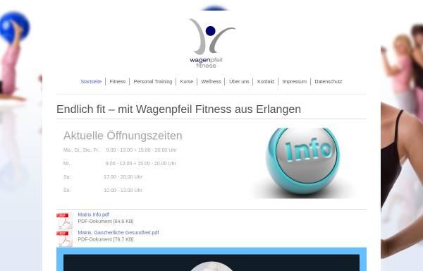 Vorschau von www.wagenpfeil-online.de, Christian Wagenpfeil Physiotherapie