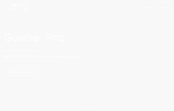 Vorschau von www.atelier-fritz.de, Fritz, Gunther