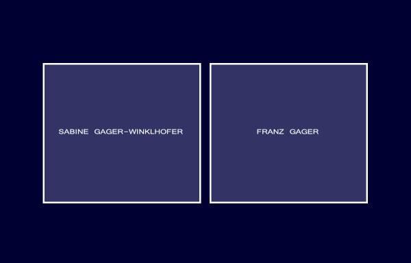 Vorschau von www.gager.info, Gager und Gager