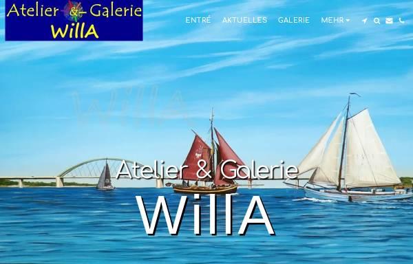 Vorschau von www.willa.de, Gehlen, Wiltrud Frauke